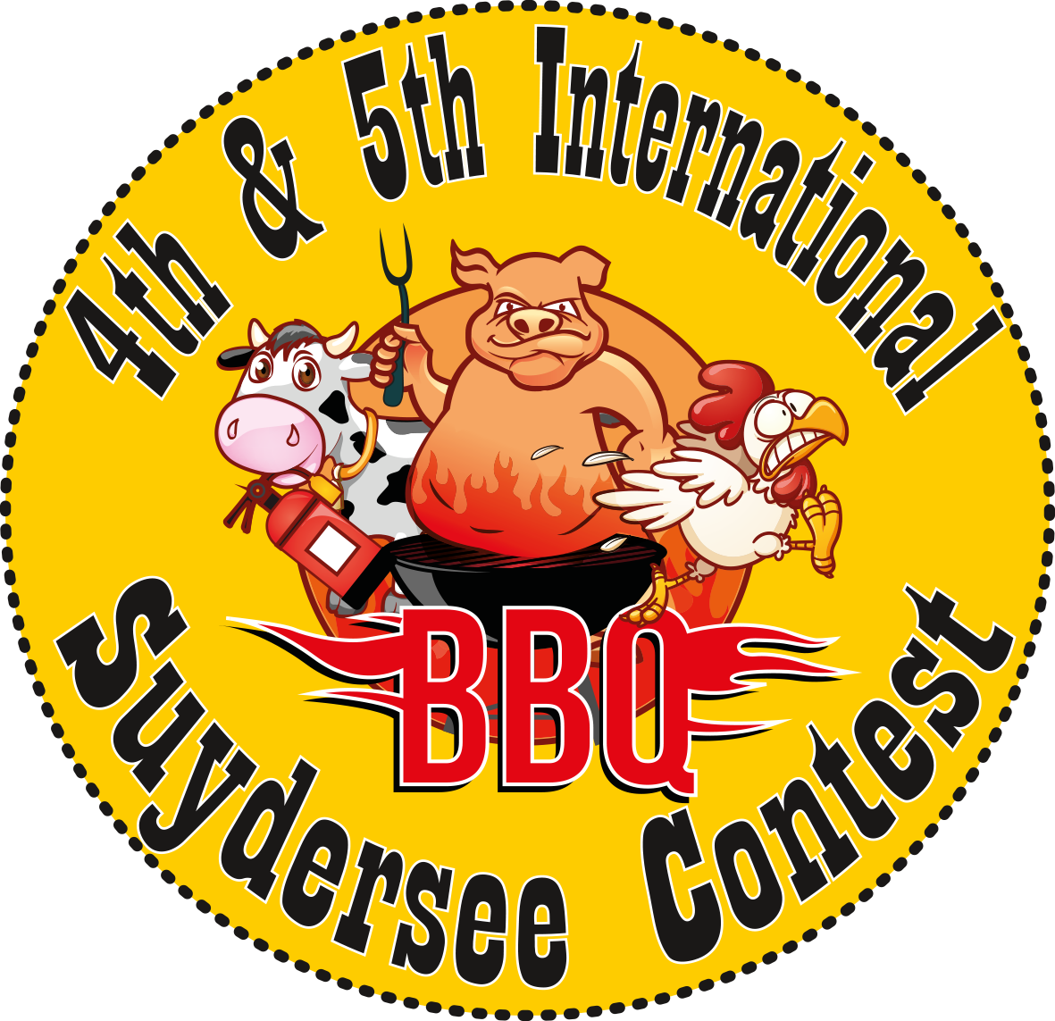 4th and 5th International Suydersee BBQ Contest 2020